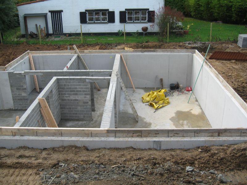Nouvelle maison - Construction maison sans sous sol ...